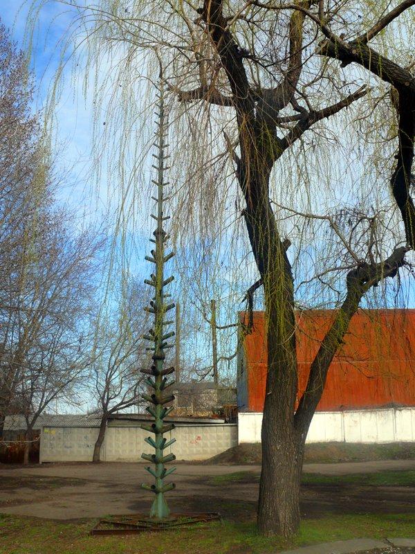 В луганском детском парке имени Щорса пока и не пахнет глобальной реконструкцией (ФОТО), фото-3