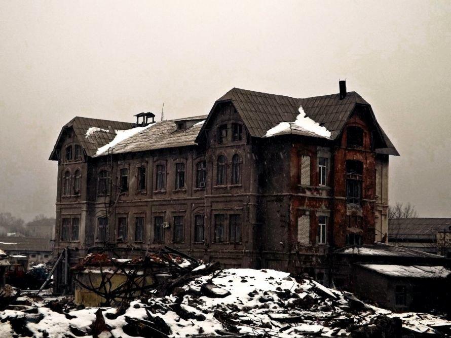 Лисичанск: развалины бельгийского дома, Лиссода и Рабочая гора (ФОТО), фото-2