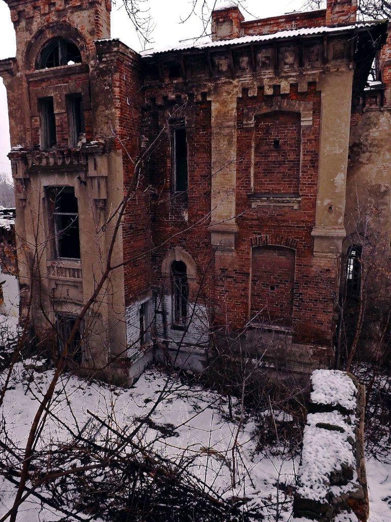 Лисичанск: развалины бельгийского дома, Лиссода и Рабочая гора (ФОТО), фото-1