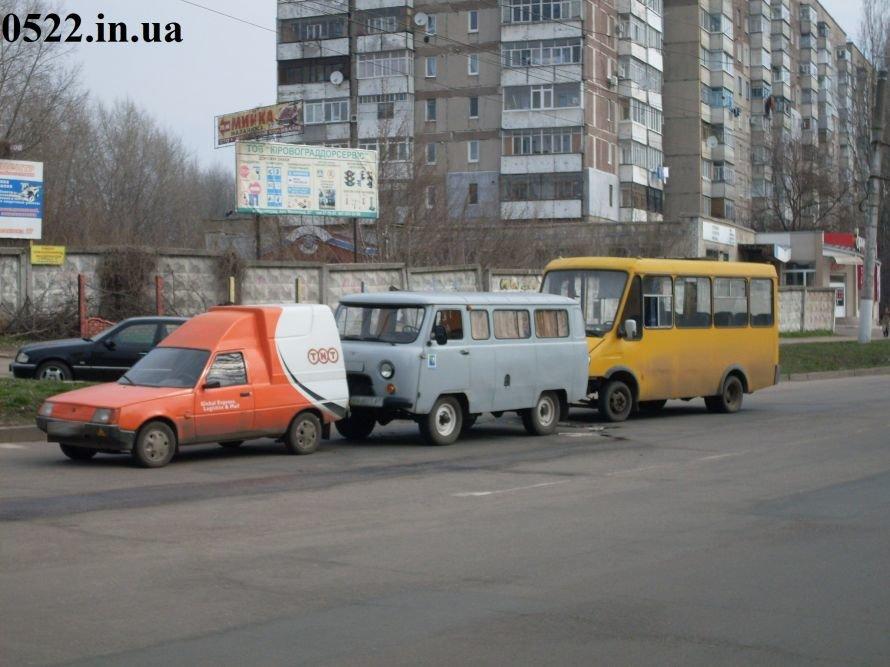 На Полтавской вновь ДТП (ФОТО) (фото) - фото 1
