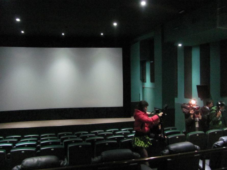 В Мариуполе открылся после реконструкции кинотеатр  «Савона», фото-6