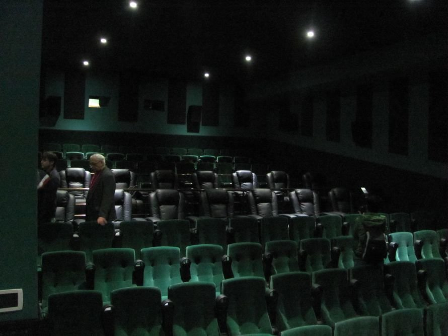 В Мариуполе открылся после реконструкции кинотеатр  «Савона», фото-8