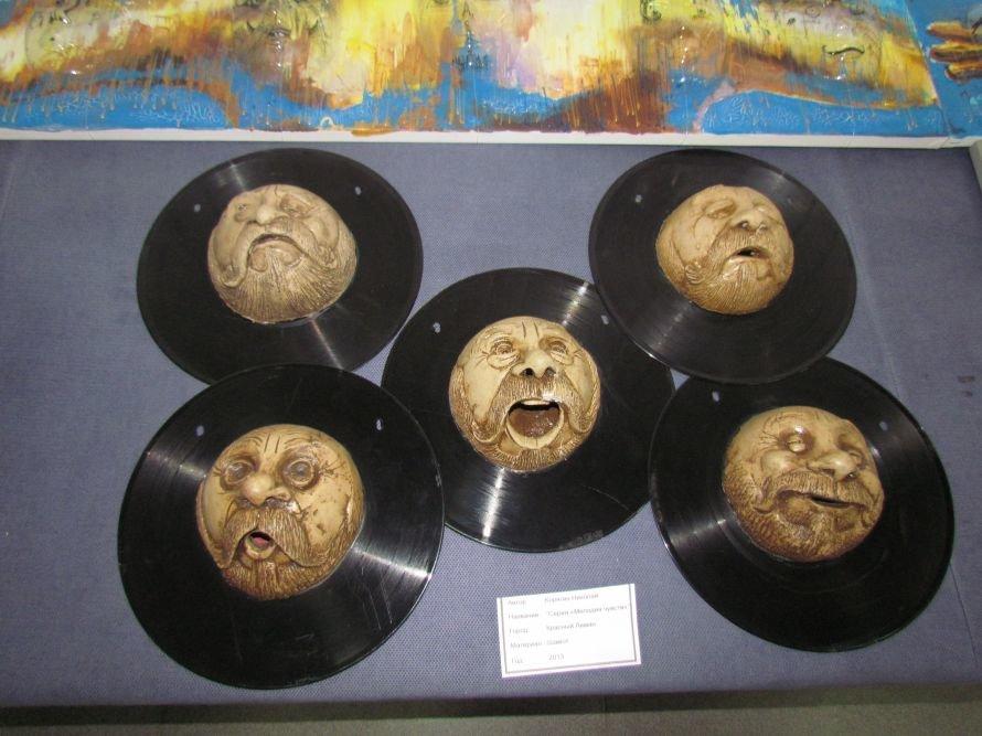 Маска, кто ты? Мариупольцы увидят 120 масок «на злобу дня» и просто красивых (ФОТО), фото-8