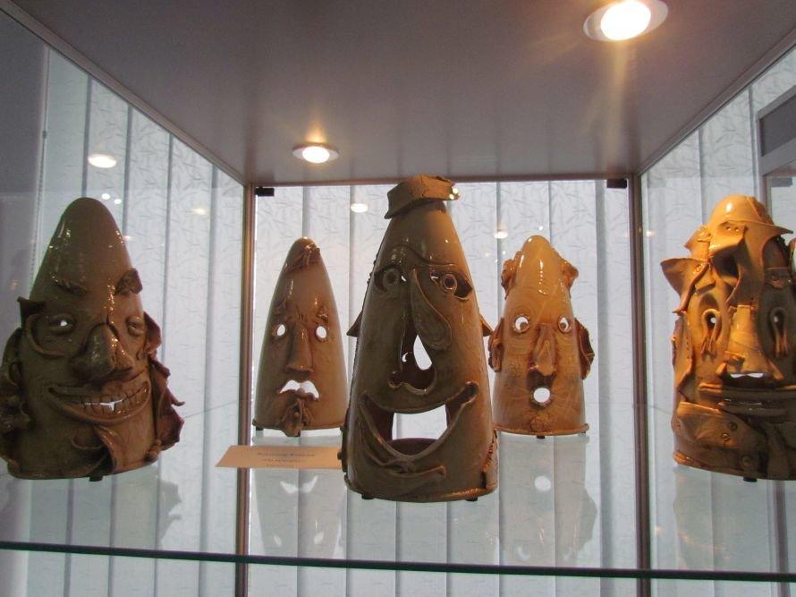 Маска, кто ты? Мариупольцы увидят 120 масок «на злобу дня» и просто красивых (ФОТО), фото-4