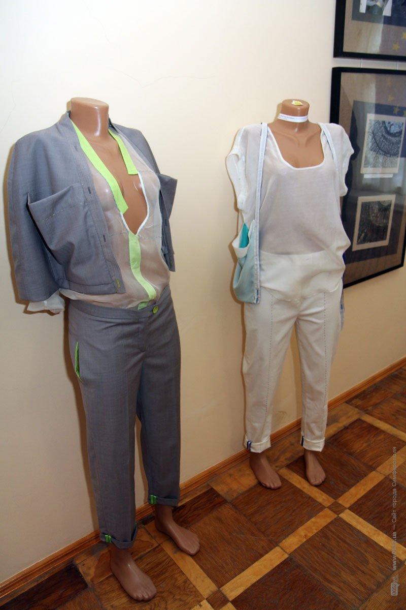 В Симферополь привезли работы венгерского модельера (ФОТО), фото-1