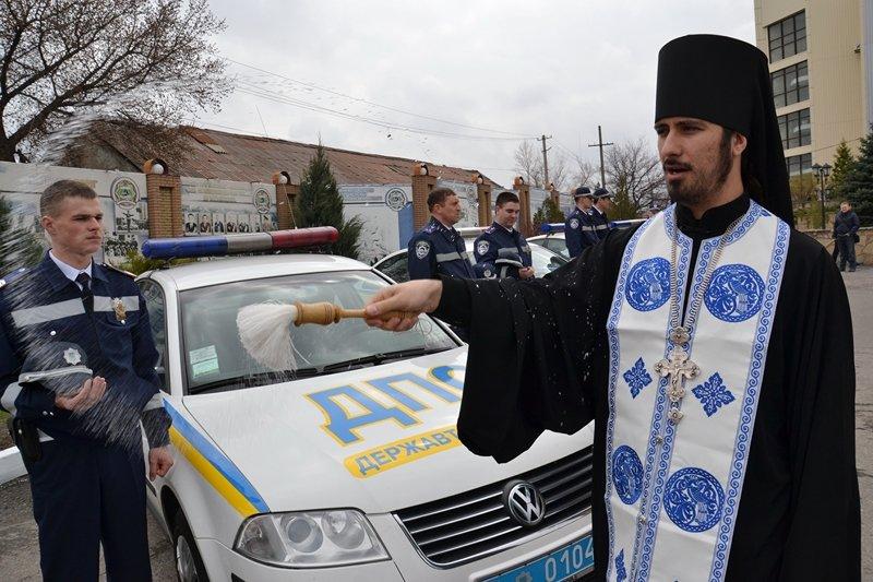 Луганские милиционеры поклонялись Шипу Тернового Венца (ФОТО), фото-1