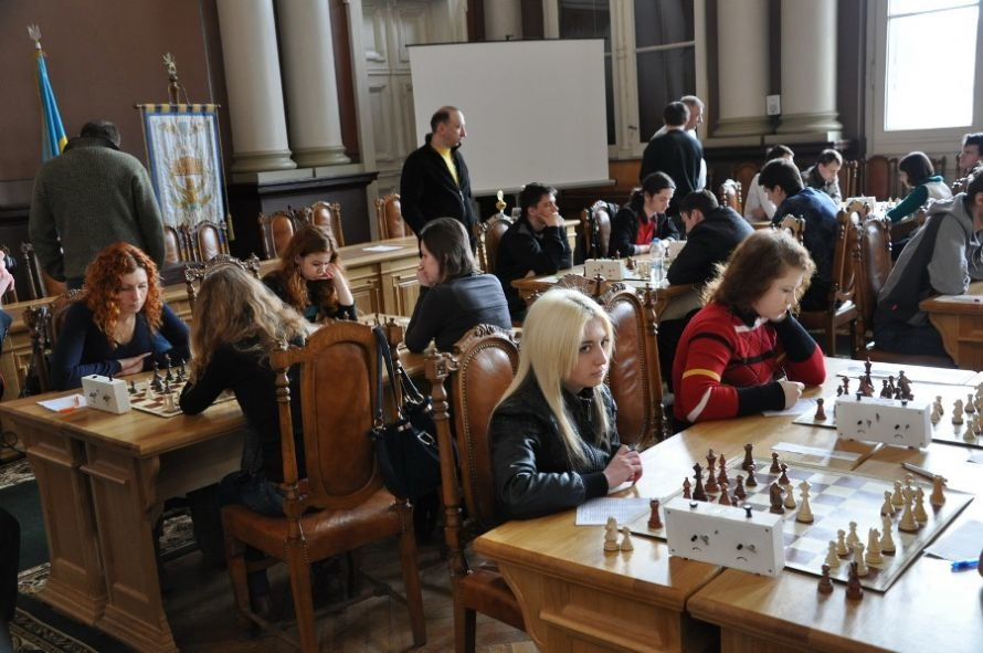 шахи-Універсіада