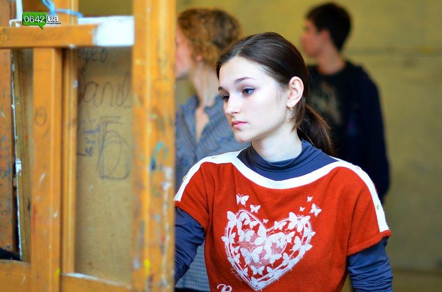 В Луганской академии культуры прошел конкурс рисунка «Серебряный штрих» (ФОТО), фото-3