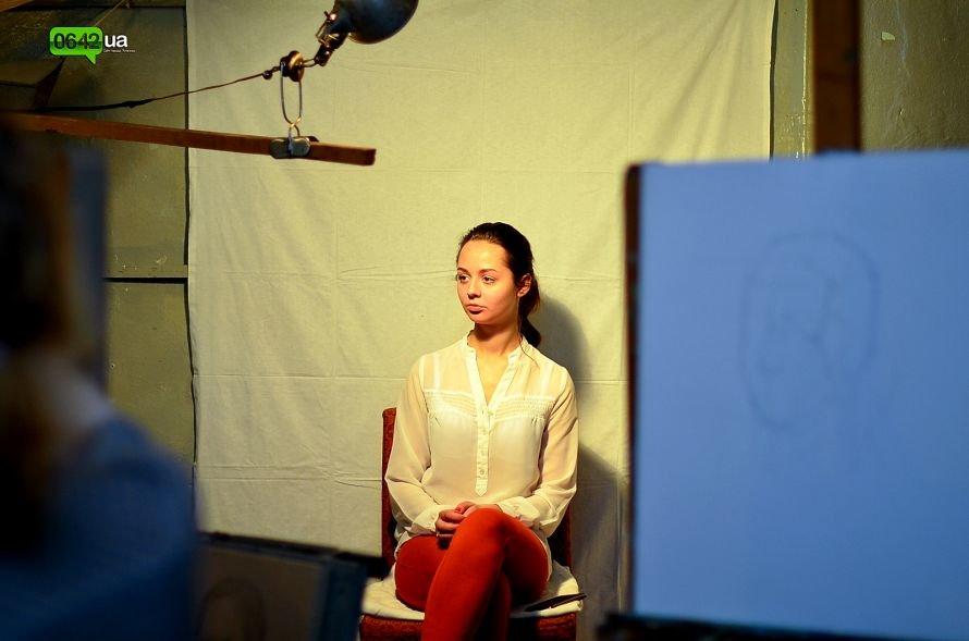 В Луганской академии культуры прошел конкурс рисунка «Серебряный штрих» (ФОТО), фото-6