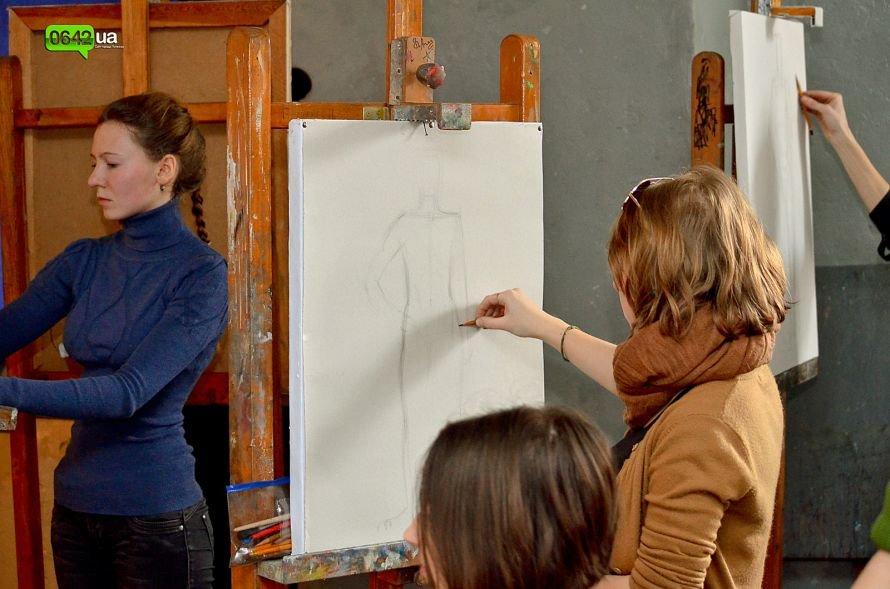В Луганской академии культуры прошел конкурс рисунка «Серебряный штрих» (ФОТО), фото-5