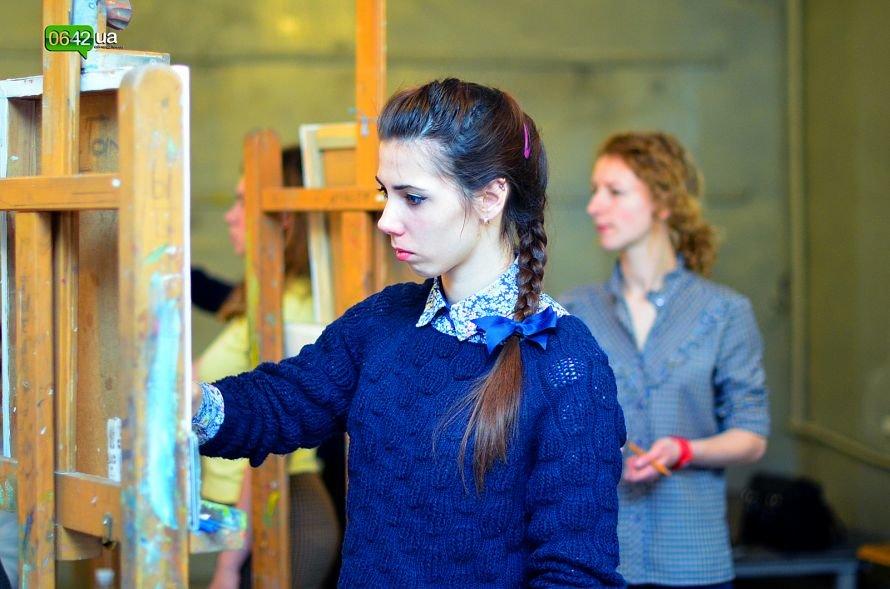 В Луганской академии культуры прошел конкурс рисунка «Серебряный штрих» (ФОТО), фото-7
