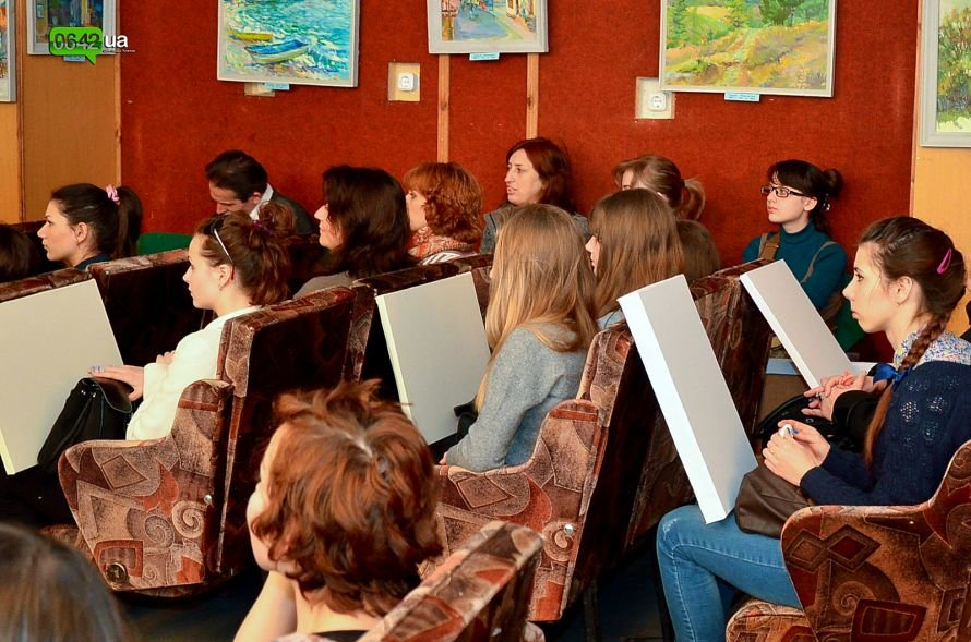 В Луганской академии культуры прошел конкурс рисунка «Серебряный штрих» (ФОТО), фото-2