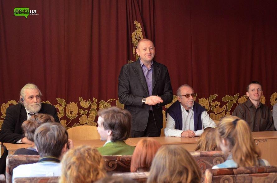 В Луганской академии культуры прошел конкурс рисунка «Серебряный штрих» (ФОТО), фото-1