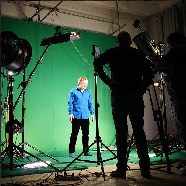 Мариуполец Михаил Бублик снимает клип во Львове (ФОТО), фото-1
