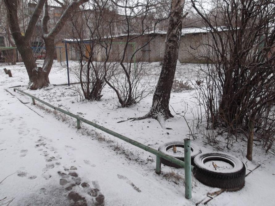 Сегодня в Ульяновске выпал снег, фото-1