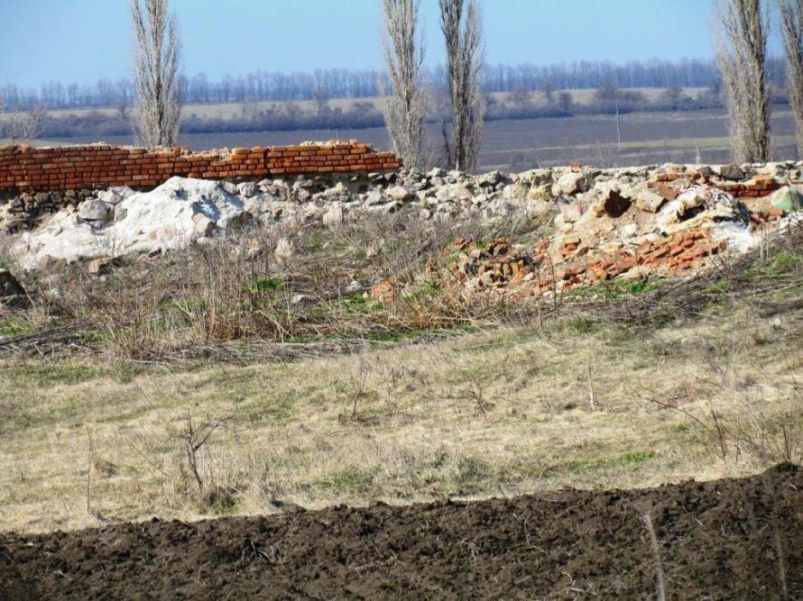 Майно села Мартинівка, знищене М.М. Коваленком