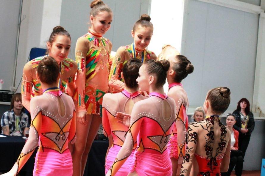 В Артемовске завершился Чемпионат Украины по художественной гимнастике. Абсолютной чемпионкой стала Элеонора Романова (ВИДЕО + ФОТООТЧЕТ), фото-3