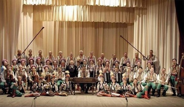 буковинский ансамбль