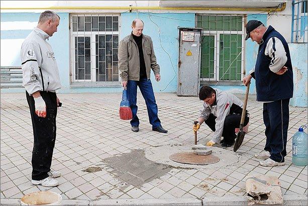 Феодосию продолжают приводить в порядок после зимы (ФОТО), фото-1