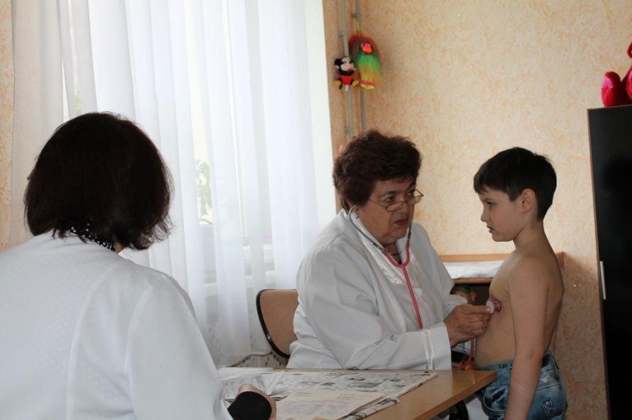 В Артемовской детской поликлинике появился новый кардиокомплекс, фото-4