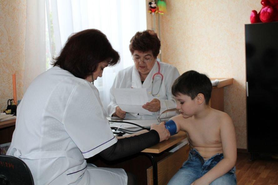 В Артемовской детской поликлинике появился новый кардиокомплекс, фото-3