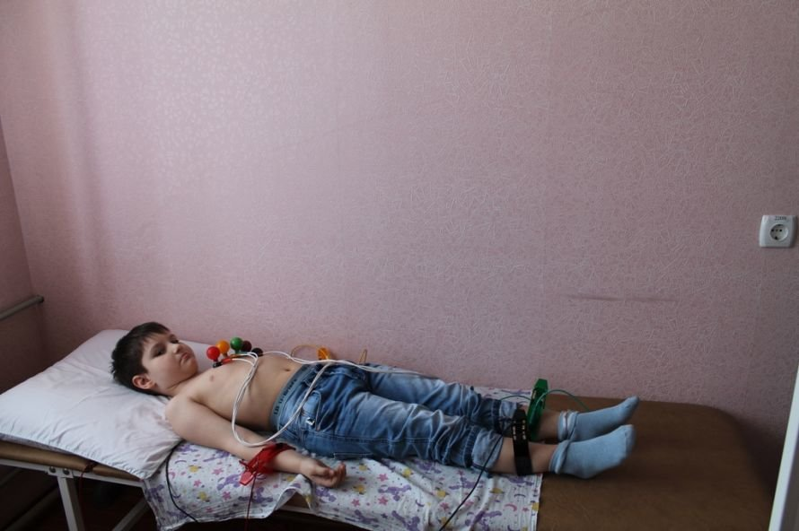 В Артемовской детской поликлинике появился новый кардиокомплекс, фото-1