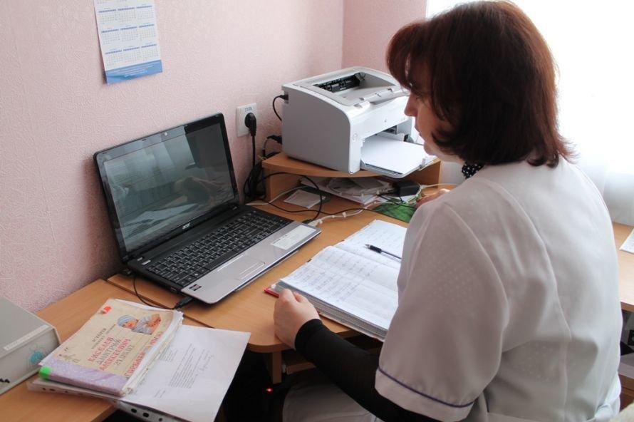 В Артемовской детской поликлинике появился новый кардиокомплекс, фото-2