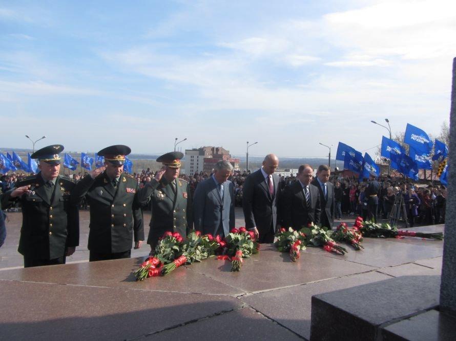 В Днепропетровск прибыл международный автопробег, посвященный Великой Победе (ПОДРОБНЫЙ ФОТОРЕПОРТАЖ), фото-8