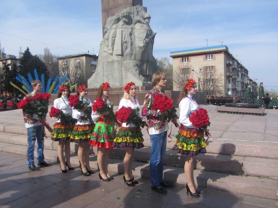 В Днепропетровск прибыл международный автопробег, посвященный Великой Победе (ПОДРОБНЫЙ ФОТОРЕПОРТАЖ), фото-7