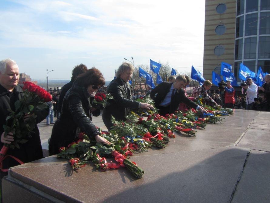 В Днепропетровск прибыл международный автопробег, посвященный Великой Победе (ПОДРОБНЫЙ ФОТОРЕПОРТАЖ), фото-9