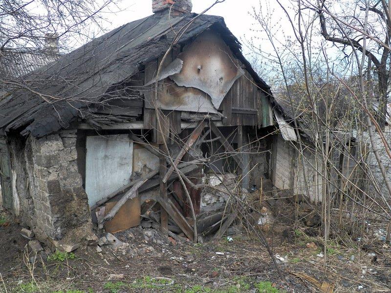 За развалюхи в центре Донецка ответят их хозяева (фото), фото-1