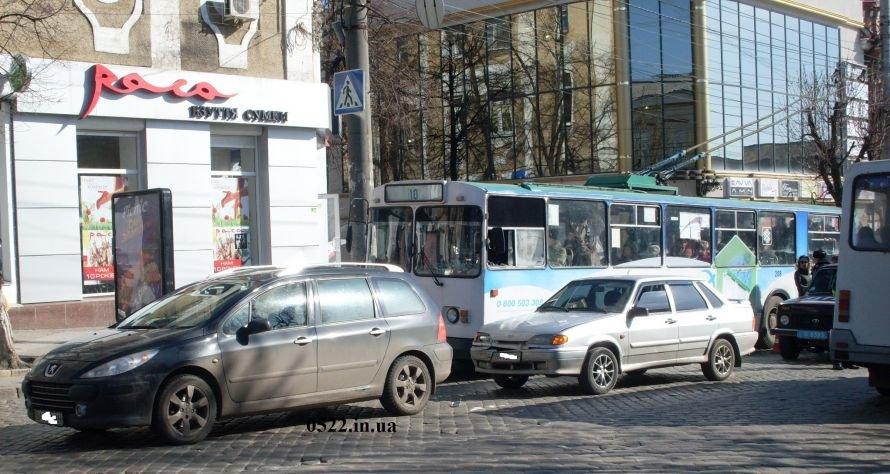ДТП в центре Кировограда. Фото, фото-1