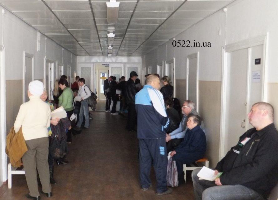 Кировоградская медицина бессильна перед очередями, фото-1