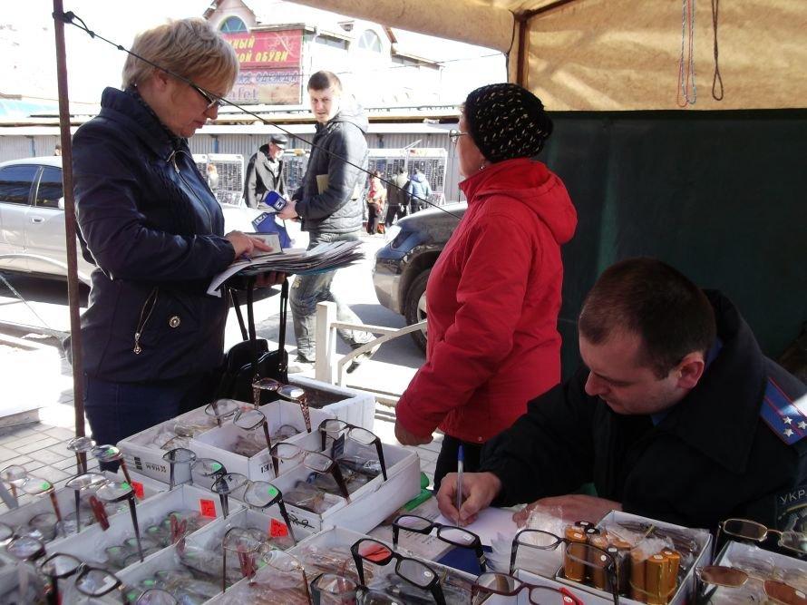Шестое чувство? В Мариуполе во время рейда исчезли уличные торговцы (ФОТО), фото-3