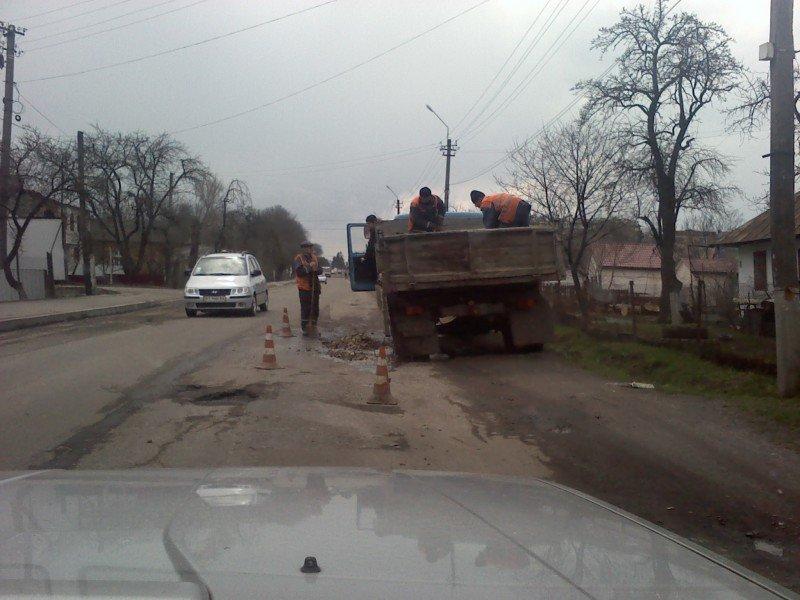 ремонт дорог1