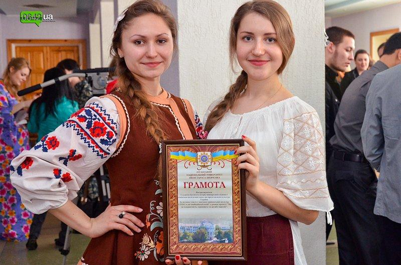 Студенты Луганского университета пели, плясали и угощали гостей национальными блюдами (ФОТО), фото-8