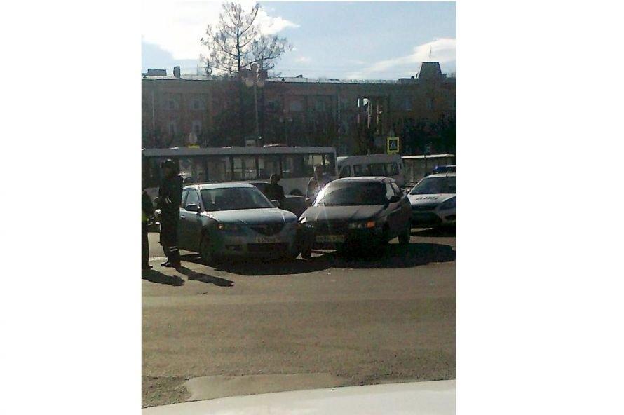 Привокзальная площадь - «радость» для водителей, фото-1