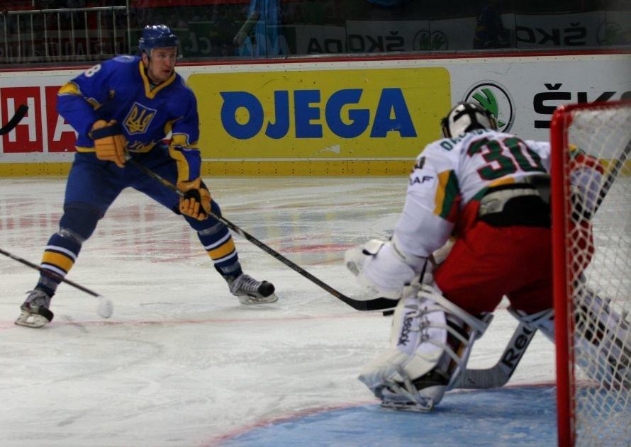 В Донецке украинские хоккеисты разгромили команду из Литвы - третья победа на чемпионате мира (фото), фото-1