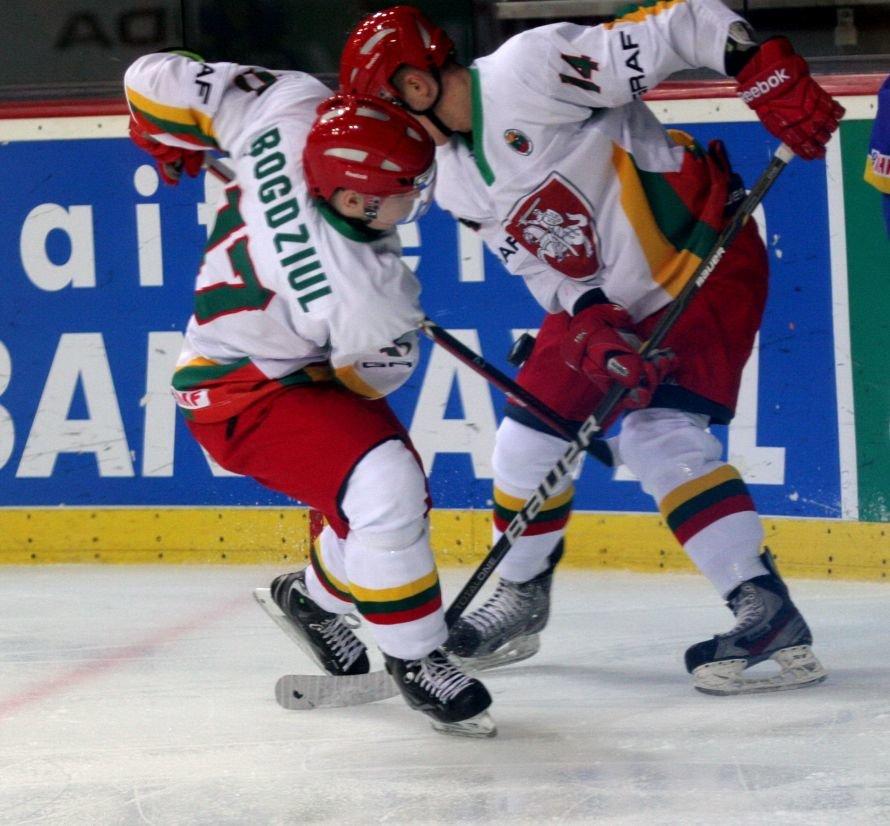 В Донецке украинские хоккеисты разгромили команду из Литвы - третья победа на чемпионате мира (фото), фото-2
