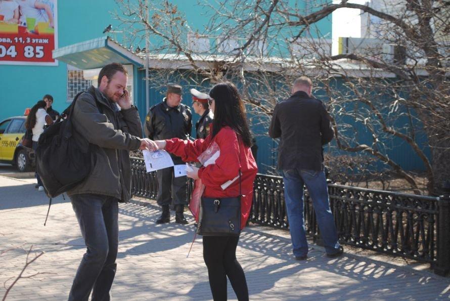 Пикет «Россия для патриотов» прошёл в Ульяновске, фото-2