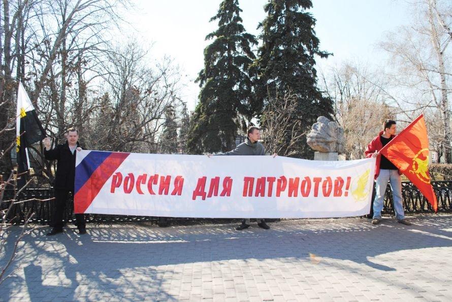 Пикет «Россия для патриотов» прошёл в Ульяновске, фото-1