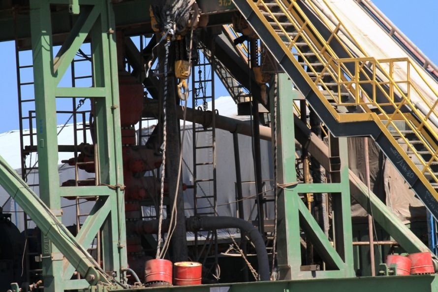 Своими глазами: корреспондент Сайта города Артемовска побывал на газовой скважине «Шелл» в Харьковской области (ФОТОРЕПОРТАЖ), фото-13