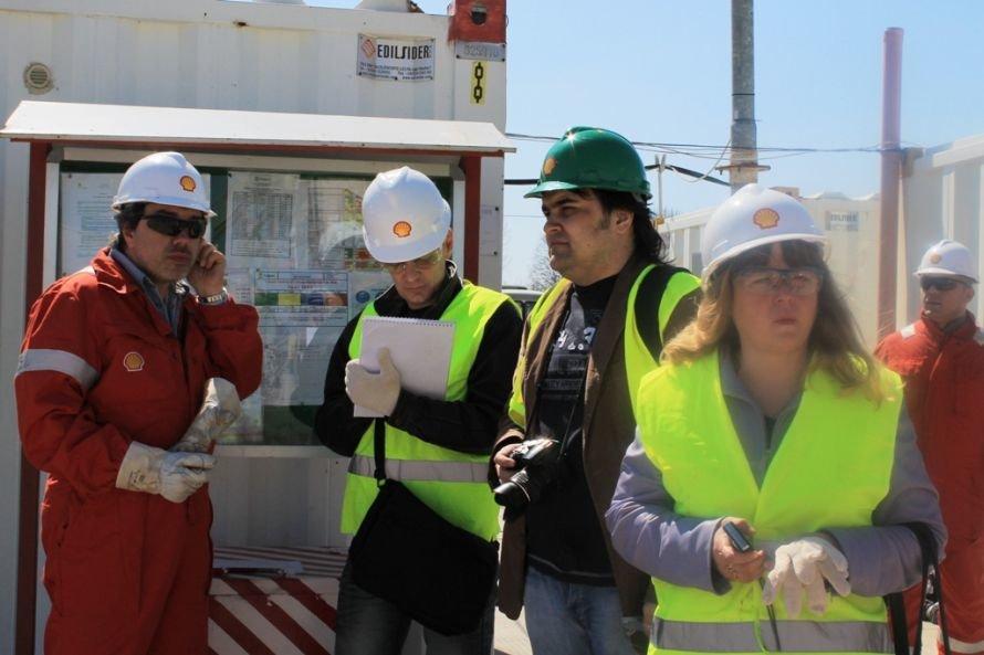 Своими глазами: корреспондент Сайта города Артемовска побывал на газовой скважине «Шелл» в Харьковской области (ФОТОРЕПОРТАЖ), фото-2