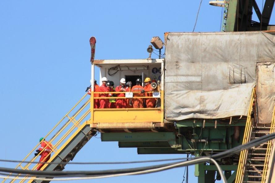 Своими глазами: корреспондент Сайта города Артемовска побывал на газовой скважине «Шелл» в Харьковской области (ФОТОРЕПОРТАЖ), фото-12