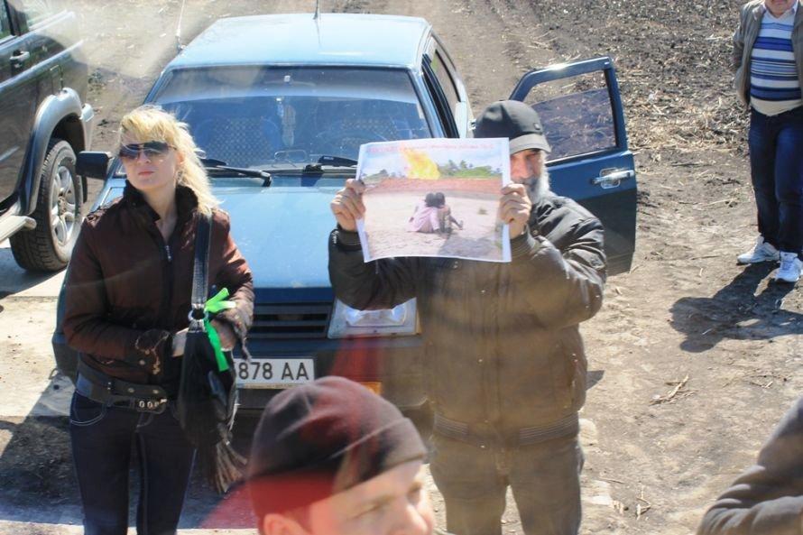 Своими глазами: корреспондент Сайта города Артемовска побывал на газовой скважине «Шелл» в Харьковской области (ФОТОРЕПОРТАЖ), фото-9