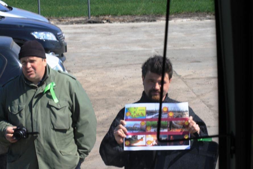 Своими глазами: корреспондент Сайта города Артемовска побывал на газовой скважине «Шелл» в Харьковской области (ФОТОРЕПОРТАЖ), фото-8