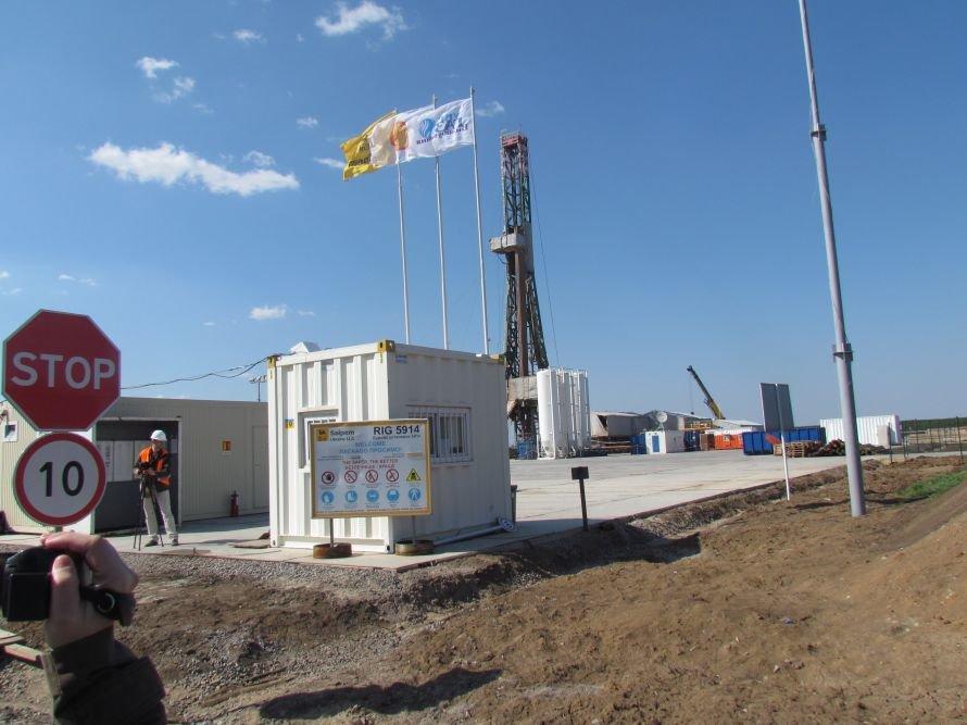 В «Шелл» планируют пробурить Украину до залежей сланцевого газа уже нынешней осенью  (ФОТО), фото-1