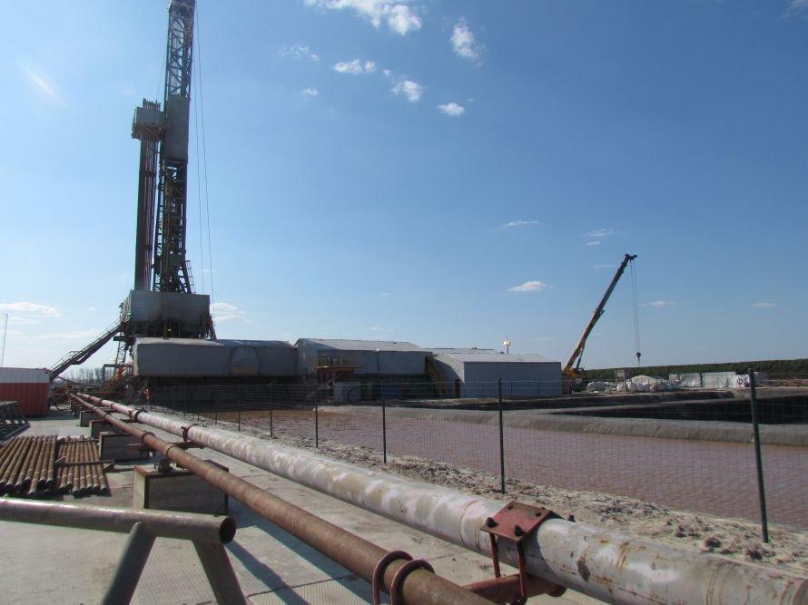 В «Шелл» планируют пробурить Украину до залежей сланцевого газа уже нынешней осенью  (ФОТО), фото-3