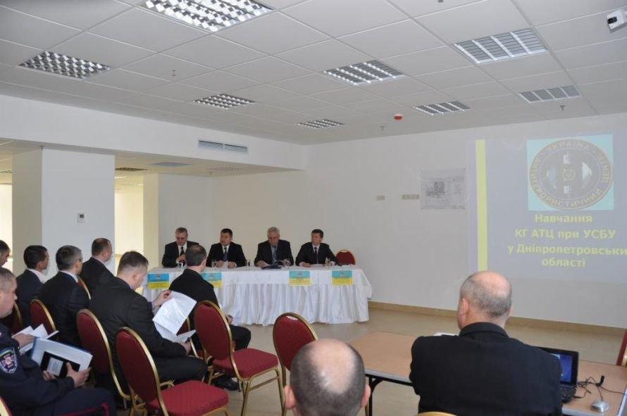 В Днепропетровской синагоге учились обезвреживать террористов, фото-3