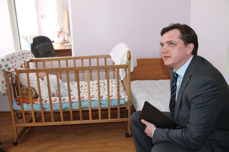 Артемовск посетил Уполномоченный Президента Украины по правам детей (ФОТО+ВИДЕО), фото-1